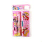 Disney Princess Stationary Set For Kids 6 Pcs - Pink (WW-1820)