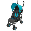 Bacha Party Baby Foldable Stroller - Blue (QX-108B)