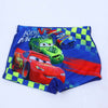 King Vs McQueen Swimming Short For Boys - Blue (A120-8-07)