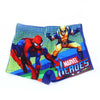 Marvel Heroes Swimming Short For Boys - Blue (A120-8-02)