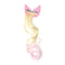 Unicorn Fancy Hair Extension - Beige/Pink (HE-19)