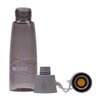 Stylish Water Bottle For Kids 500ml - Grey (7227)