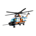 Lepin Rescue Helicopter Lego 448 Pcs (02068)