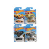 Hot Wheels Die Cast Car Set For Kids - Pack Of 4 (14-250)