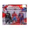 Super Hero Character Action Figures (188A-4)