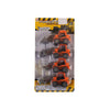 Power Force Construction Truck - 4 Pcs (3998-36)