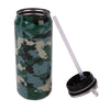 Camouflage Water Bottle Can 500ml - Green (170-13)