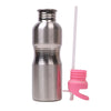 Stainless Steel Water Bottle 750ml - Pink (3045)