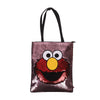 Sesame Street Hand Bag - Purple (4550)