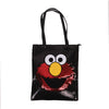 Sesame Street Hand Bag - Black (4550)