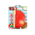 Stylish Notebook Diary With Pen For Kids - Orange ( A5-6)