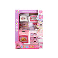 Kitchen Fun Combination Cabinet Play Set (YQL2-21)