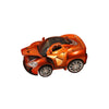 Induction Die Cast Metal Car - Orange (MY66-Q1234)