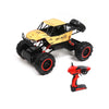 Monster Metal Body Remote Control Car - Golden (0151)