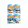 Hot Wheels Die Cast Car Set - Pack Of 4 (22-250)