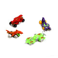 Hot Wheels Die Cast Car Set - Pack Of 4 (1603-A)