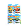 Hot Wheels Die Cast Car Set - Pack Of 4 (40-250)