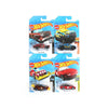 Hot Wheels Die Cast Car Set - Pack Of 4 (44-250)