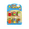 Dinky Cars Play Set For Kids - 6 Pcs (7775-4)