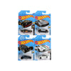 Hot Wheels Die Cast Car Set - Pack Of 4 (47-250)