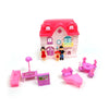 Happy Family Doll House For Kids (666-938)
