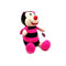 Soft Beans Angel Bee Toy For Kids - Pink/Black (SB-31)
