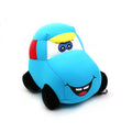 Soft Beans Car Toy For Kids Small - Blue (SB-09)