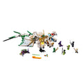 Lepin Ninja Saga The Ultra Dragon Lego 1065 Pcs (06099)