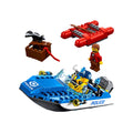 Lepin Cities Police Wild River Escape Lego 141 Pcs (02104)