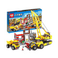 Lepin Cities Model building block Lego 869 Pcs (02042)