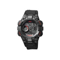 Q&Q Digital Wrist Watch For Boys - Black (M176J002Y)
