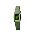Q&Q Analog Wrist Watch For Girls - Green (VP30J016Y)