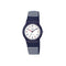 Q&Q Original Wrist Watch For Unisex - Blue (VP46J046Y)