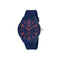 Q&Q Analog Wrist Watch For Unisex - Blue (VR28J022Y)