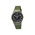 Q&Q Analog Wrist Watch For Boys - Green (VQ50J029Y)