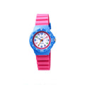 Q&Q Original Wrist Watch For Girls - Pink (VR19J014Y)