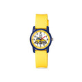Q&Q Original Wrist Watch For Girls - Yellow (VR41J009Y)