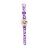 Hello Kitty Wrist Watch For Kids - Purple (WW-08)