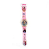 Frozen Wrist Watch For Kids - Pink (WW-10)