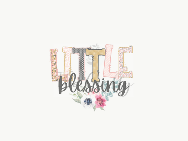 Little Blessing Design Download