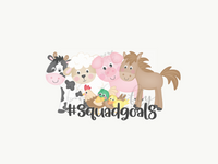 Farm Squadgoals Design Download