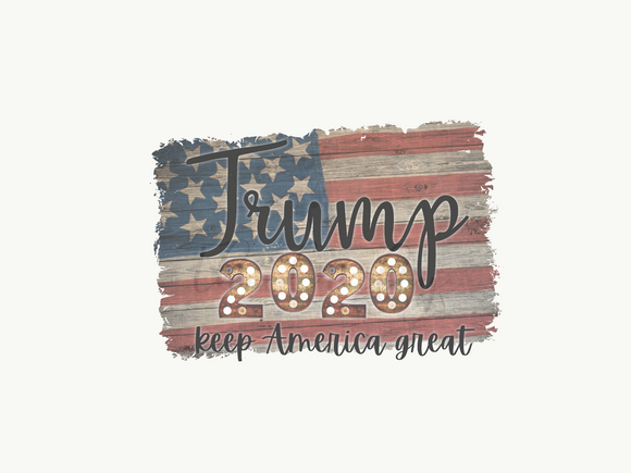 Trump 2020 Design Download