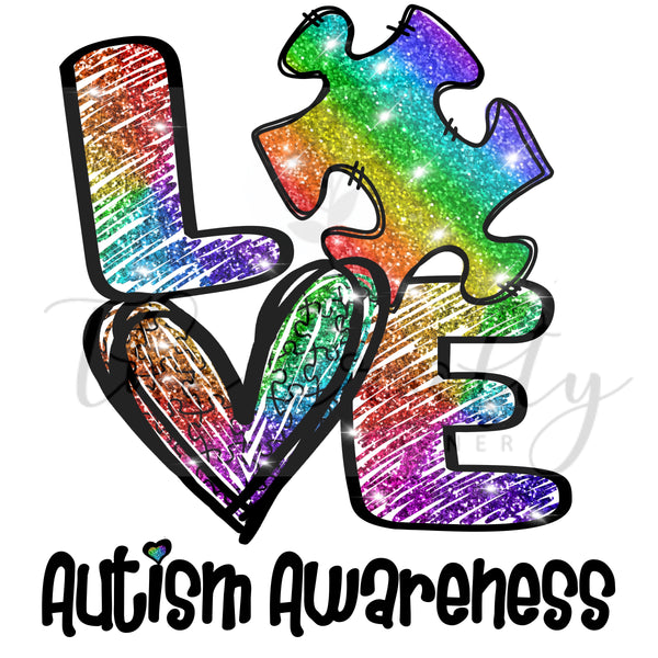 Autism Awareness Transfer
