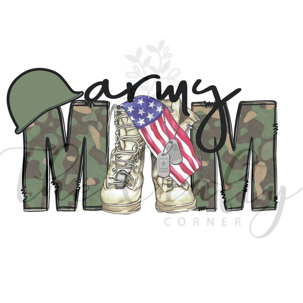Army Mom Transfer