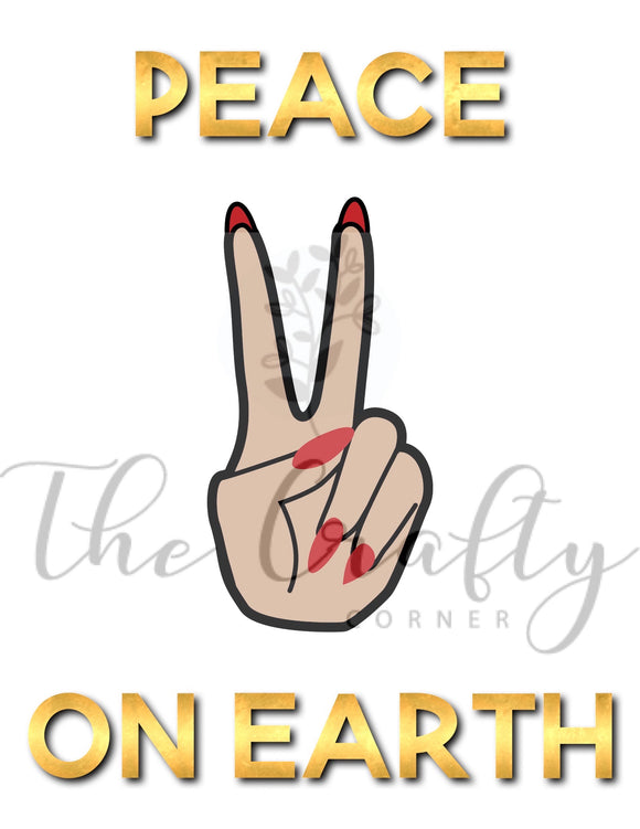 Peace On Earth Transfer