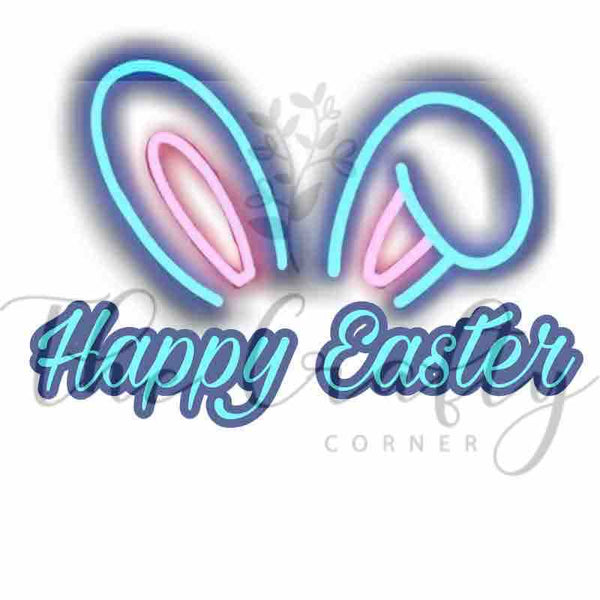 Happy Easter Transfer