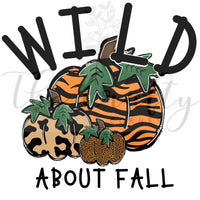 Wild About Fall Transfer