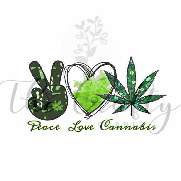 Peace Love Cannabis Transfer