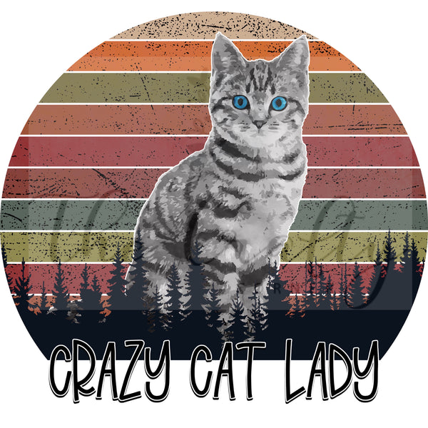 Crazy Cat Lady Transfer