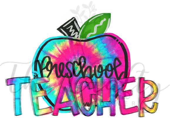 Preschool Teacher Transfer